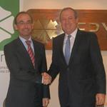 Cepyme y Cofides firman un convenio para impulsar la internacionalización