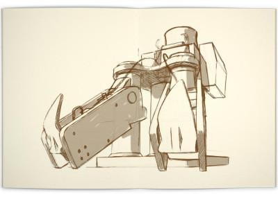 Ilustración a mano alzada