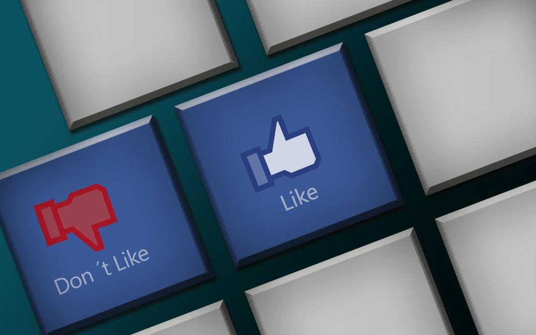 ¿Guerra entre las marcas con el nuevo botón de Facebook?