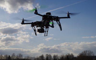 Drones, ideas originales para conectar con tu público
