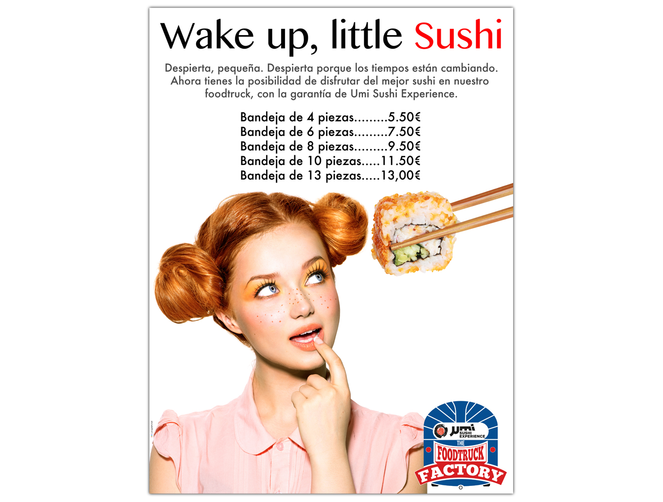 Wake up little Sushi