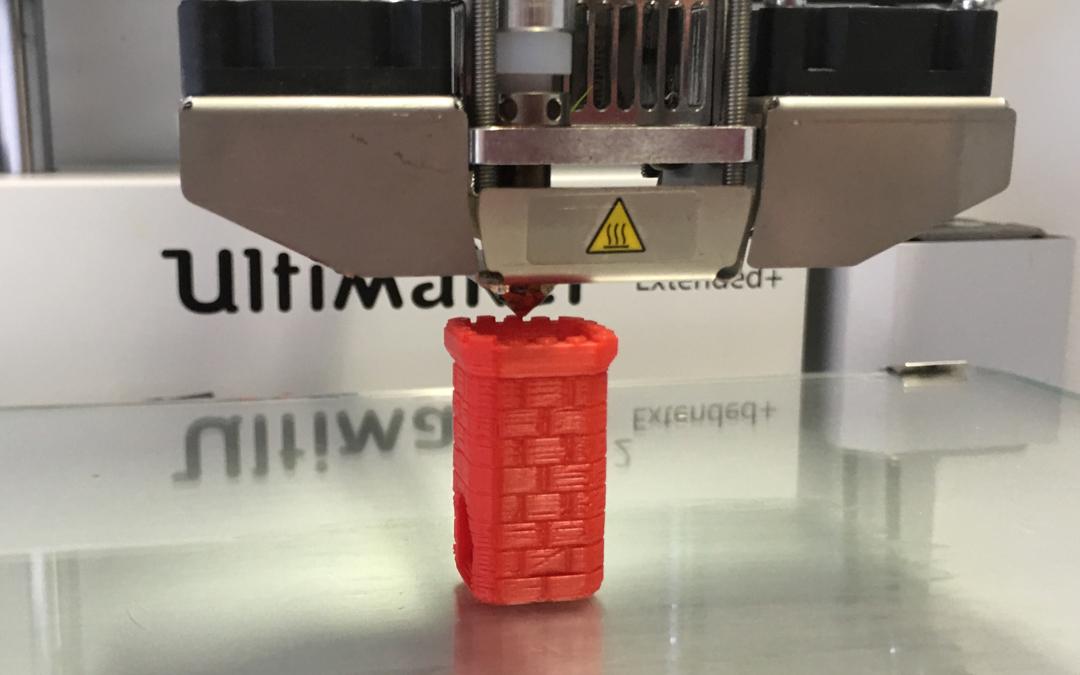 Impresión 3-D: una Tecnología que viene para cambiar el mundo