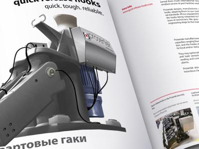 Catálogo de Prosertek