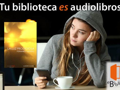 Ebiblio: tu biblioteca es digital