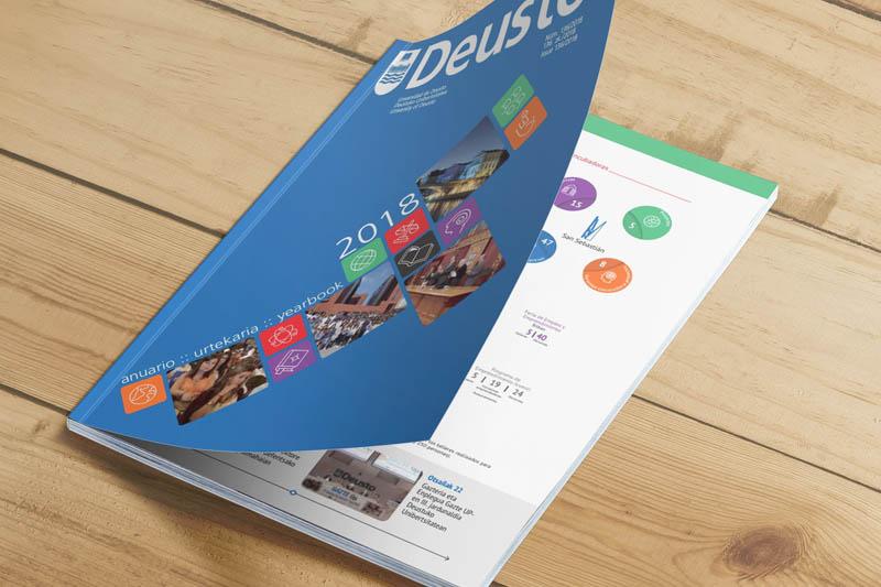 Deusto: revista-anuario