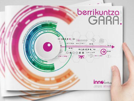 Berrikuntza GARA: el anuario de la innovación