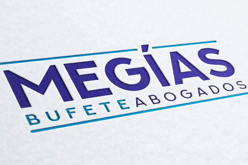 Logotipo Bufete Megías