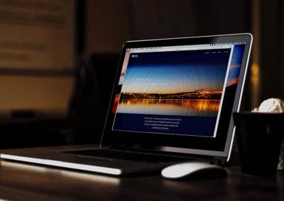 Amio Mexico: desarrollo de web presencial